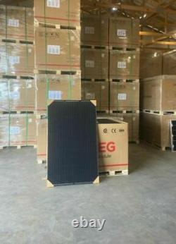 5.3kW GRID TIE Solar Kit with WiFi 5kW Inverter + Pallet of 17 Mono 60-Cell Panels