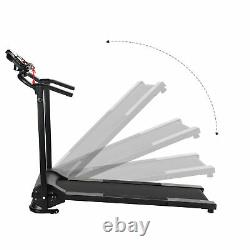 750W Foldable Electric Motorized Treadmill Running Jogging Gym Power Machine New