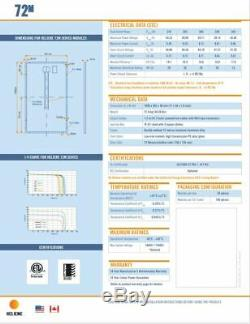 9.620With 9.6kW Home Solar Grid-Tie Kit with all Equipment + Designs