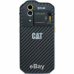 CAT S60 Unlock Smartphone with Integrated ThermalPowered by FLIR