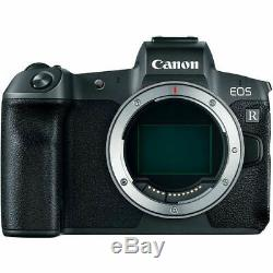 Canon EOS R Mirrorless Digital Camera (Body Only)