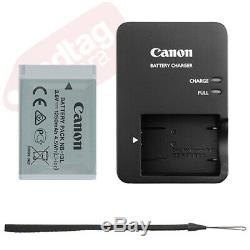 Canon Powershot G7x Mark II 20.1MP Digital Camera+ 32GB Deluxe Accessory Package