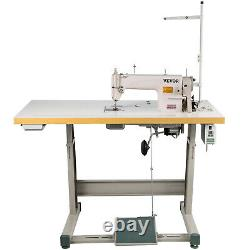 DDL-8700 Sewing Machine with Table+Servo Motor+Stand Stitcher Manual