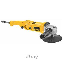 DEWALT 12 Amp 7 in. /9 in. Electronic Variable Speed Polisher DWP849 New