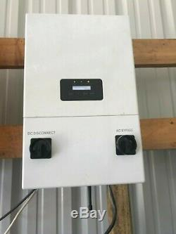 Delta H6 6000W Grid-Tied Inverter UL1741 Rule 21 2MPPT NEW BOXED + Free Shipping