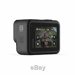 GoPro HERO8 Black Waterproof Action Camera with Touchscreen and 4K (CHDHX-801)