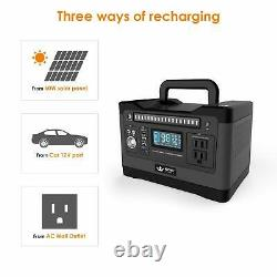 Kyng Power Solar Generator 540Wh 1000W Peak Portable Power Station BRAND NEW #1