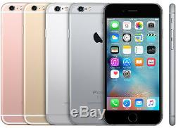NEW Apple iPhone 6S PLUS (A1634, Factory Unlocked) All Colors & Capacity