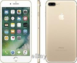 NEW Apple iPhone 7 PLUS 32GB 128GB 256GB (A1784, Factory Unlocked) All Colors