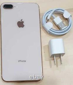 NEW Apple iPhone 8 Plus 64GB Gold (T-Mobile) FACTORY UNLOCKED! Open Box