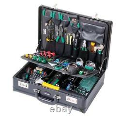 NEW Electronic Master Tool Kit with case. Electrician Service Repair Electrical