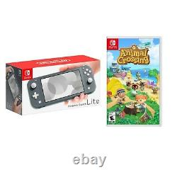 NEW Nintendo Switch Lite Animal Crossing PICK SWITCH COLOR