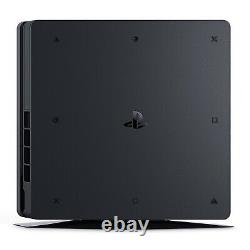 NEW Sony PlayStation PS4 1TB Slim Gaming Console Black
