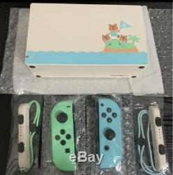 Nintendo Switch Animal Crossing Only Joy-Con and Dock NO console NO Box