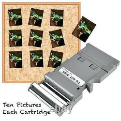 Portable Instant Printer Wireless Digital Picture Printing iPhone or Android
