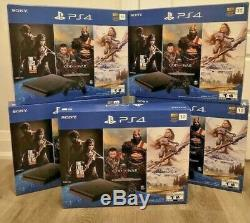 SONY PLAYSTATION 4 Slim 1TB CONSOLE PS4 BUNDLE 3 GAMES INCLUDED Free Delivery