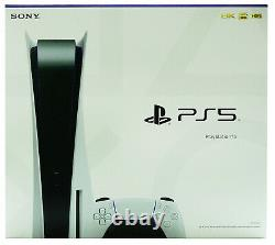 Sony PlayStation 5 Gaming Console Disc Version PS5 NEW #PS5CONDISCD