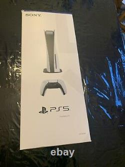 Sony PlayStation 5 (PS5) Console Disc Version FREE OVERNIGHT DELIVERY SHIPS NOW