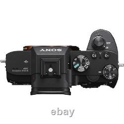 Sony a7III Full Frame Mirrorless Interchangeable Lens Camera with 28-70mm OPEN