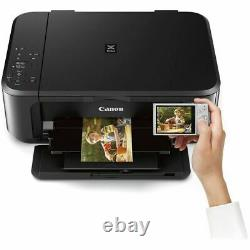 Wireless Canon MG3620 Printer Scanner All-in-One Duplex WiFi (Ink Not Included)