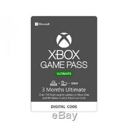 Xbox One S AllDigital Edition + Xbox Game Pass Ultimate 3 Month (Email Delivery)